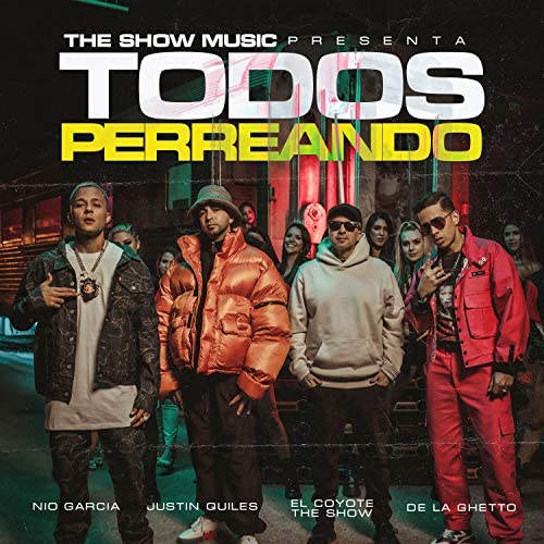 El Coyote The Show, Justin Quiles & Nio Garcia feat. De La Ghetto
