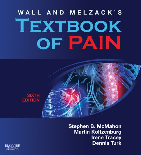 Wall & Melzack's Textbook of Pain E-Book: Expert Consult - Online and Print (Wall and Melzack's Textbook of Pain) (English Edition)