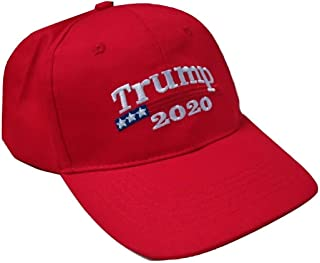TrendyLuz Trump 2020 Keep America Great Hat President MAGA Baseball Cap Hat