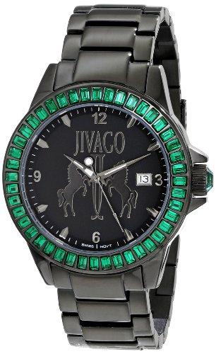f48e3fe0884 Check price Jivago Women s JV4217 Folie Watch - Jacques Mabee