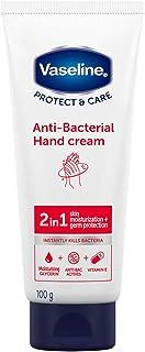 Vaseline Anti-Bacterial Hand Cream, 100 g