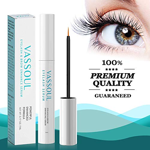 VASSOUL Eyelash Growth Enhancer & Brow Serum Review