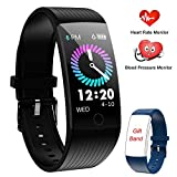 Fitness Tracker, Activity Smart Watch with Heart Rate Monitor, Bracelet with Sleep Monitor,IP67 Waterproof Smart Bracelet for Men Women and Android iOS