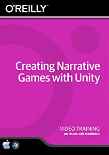 Creating Narrative Games with Unity - Training DVD