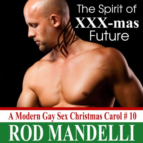 A Modern Gay Sex Christmas Carol #10 audiobook cover art