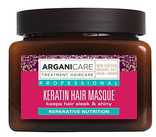 Arganicare AGN022 Masque Argan/Kératine 500 ml