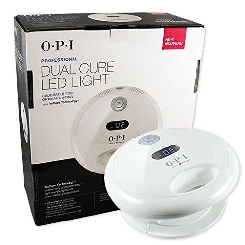 Opi Lamp Dual Cure Led Light (Gl902-Eu), Único, Estándar