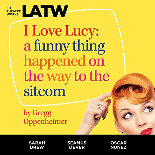 I Love Lucy audiobook cover art