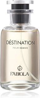 Destination by Fabiola for Men, Eau de Toilette - 100 ml