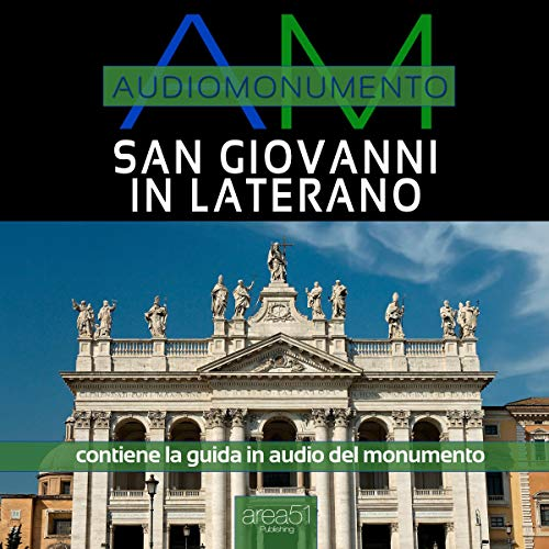 San Giovanni in Laterano audiobook cover art