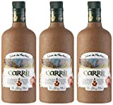 Carril Licor de Hierbas - 3 botellas x 700 ml - Total: 2100 ml