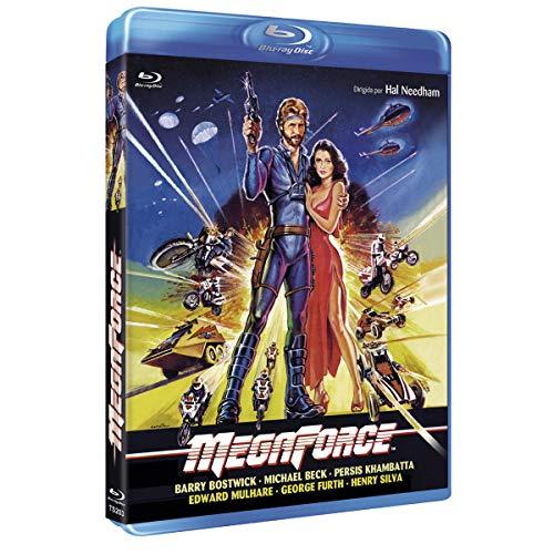 Megaforce [ Blu-Ray, Reg.A/B/C Import - Spain ]