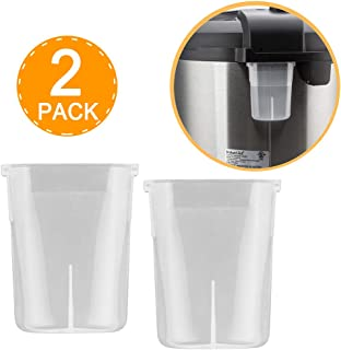 WISH Original Condensation Collector for Instant Pot 5, 6, 8 Quart - 2 Pack