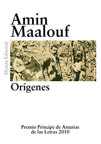Orígenes (El libro de bolsillo - Bibliotecas de autor - Biblioteca Maalouf)
