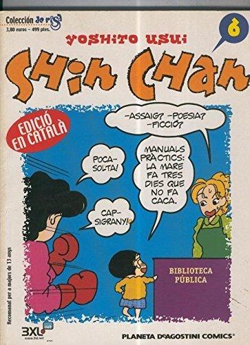 Shin Chan numero 06