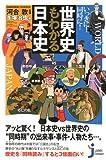 いっきに!  同時に!  世界史もわかる日本史 (じっぴコンパクト新書)