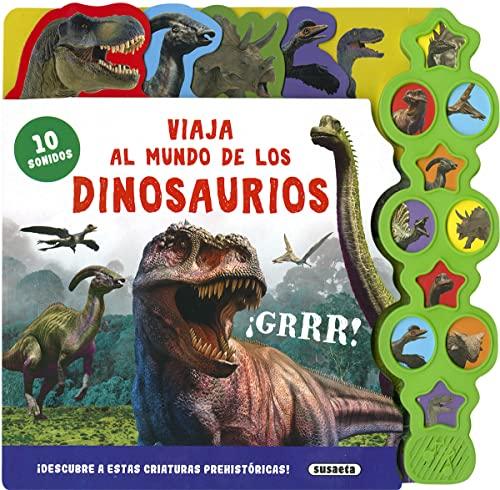 Dinosaurios (10 sonidos)