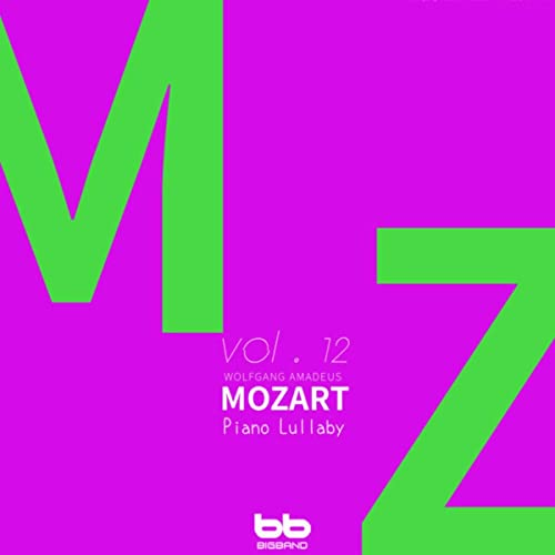 Mozart Piano Lullaby, Vol. 12 (Classical Lullaby, Prenatal ...