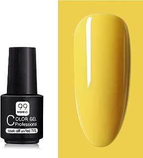 MSHING99 Gel Polish Set 7ML All For Manicure Semi Permanent Vernis top coat UV LED Gel Varnish Soak Off Nail Art Gel Nail Polish (M99-M16)