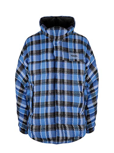 NAPA BY MARTINE ROSE Luxury Fashion Mens Outerwear Jacket Summer Blue
