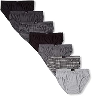 Hanes Men's Classics Comfort Soft Tagless Sport Brief (7-Pack)