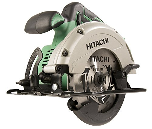 Hitachi C18DGLP4 18V Cordless Lithium-Ion 6-1/2' Circular Saw with...