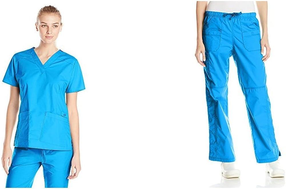 WonderWink womens Top and Washington Mall Bottom Ma apparel medical scrubs New item sets