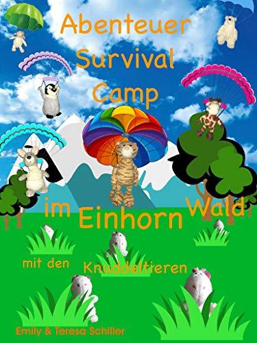 Abenteuer Survival Camp im Einhorn Wald: Knuddeltiere und Einhörner schaffen gemeinsam fast alles.