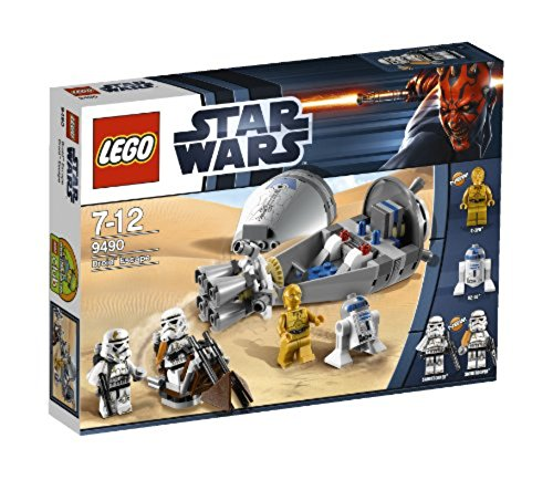 LEGO Star Wars 9490 - Droid Escape