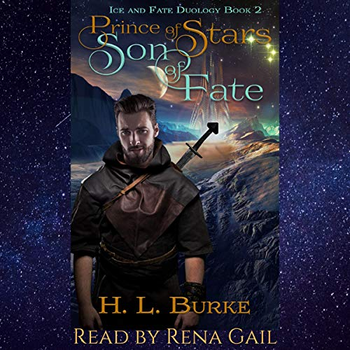 Prince of Stars, Son of Fate audiobook cover art