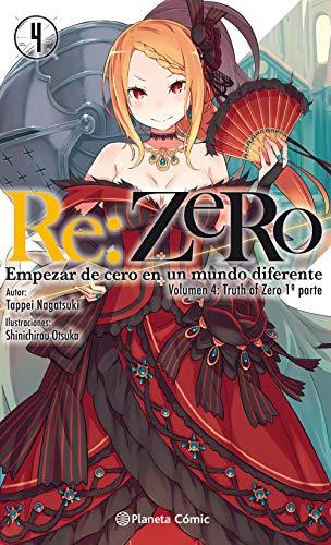 Re:Zero (novela) nº 04: Empezar de cero en un mundo