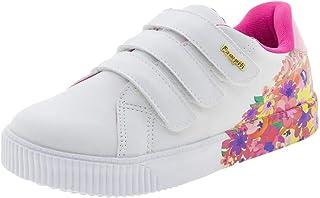 3cb34d23e4 Tênis Infantil Feminino Pampili - 435006 Branco rosa
