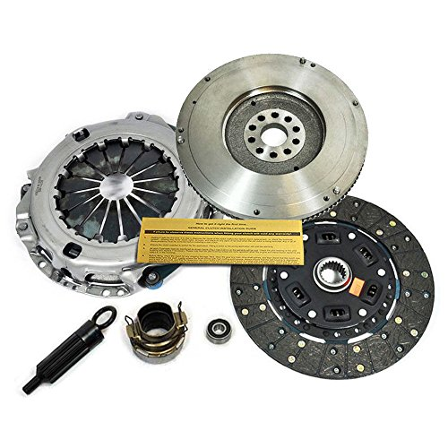 EFT PREMIUM CLUTCH KIT+HD FLYWHEEL for TOYOTA 4RUNNER T100 TACOMA 2.7L I4 2WD 4WD