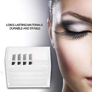 Paleta de almacenamiento de pegamento cosmético acrílico de 5 capas
