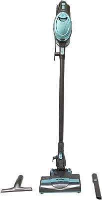 Shark Ultra-Light Stick Rocket Vacuum | Deluxe Corded Cleaner| Compact Design | 2Speed Optimized for Carpet & Floor | 12V Powerful Suction| Ergonomic Design|HEPA Filtration (Renewed) (QS302QBL - Blue)