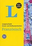Langenscheidt Grund- und Aufbauwortschatz Französisch - Buch mit Bonus-Audiomaterial