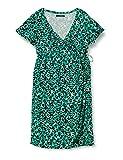 Supermom Damen Dress Ss Sea Leopard Kleid, Mehrfarbig Green P162, 32 (Herstellergröße: XXS)