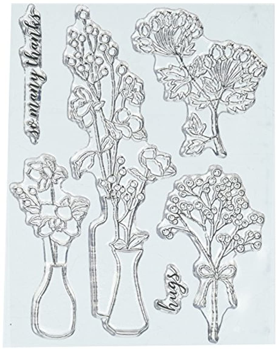 Penny Black Series Clear Stamp Set 30-449 Berries Delight