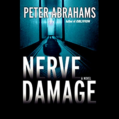 Nerve Damage audiobook cover art