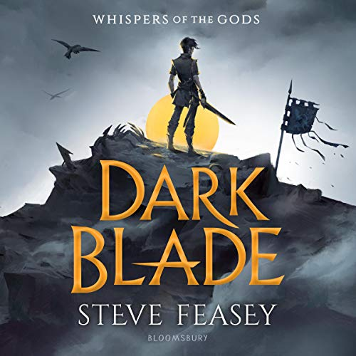 Dark Blade audiobook cover art