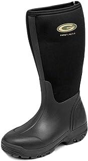 GRUBS FROSTLINE BOOTS BLACK, 5 uk, GRB0015