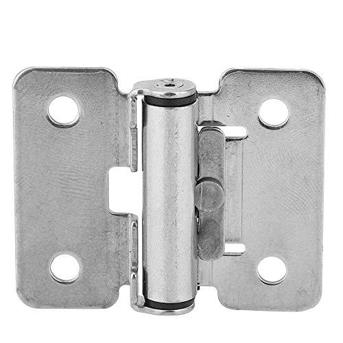 scharnier, torsiescharnier, verstelbaar glazen deurscharnier van roestvrij staal 304, beslag voor industriële machines 0,35 Nm