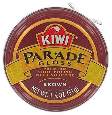 Kiwi Parade Gloss, Brown/Burn, 1 1/8-ounce