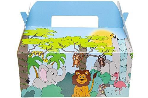 wuselwelt 8703 - 6 Cajas de Regalo para niño, Animal, también para...