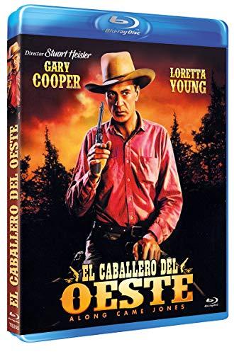 El Caballero del Oeste BD 1945 Along Came Jones [Blu-ray]