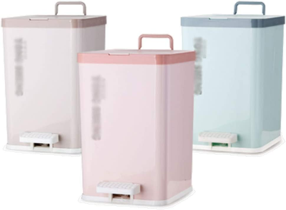 Ranking TOP5 Waste bin Nordic Popular popular Trash Can,with Lid and Indoo Portable Handles