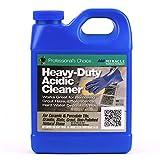 Miracle Sealants HDAC6QT Heavy Duty Acid Cleaner, Quart