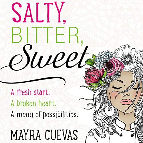 『Salty, Bitter, Sweet』のカバーアート