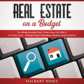 Real Estate on a Budget cover art