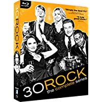 30 Rock The Complete Series [Blu-ray]